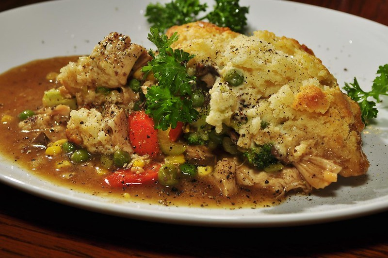 Turkey Pot Pie - JEFFREYW VIA FLICKR