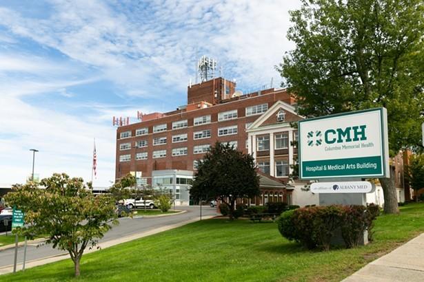 Columbia Memorial Health in Hudson - ALL IMAGES COURTESY COLUMBIA MEMORIAL HEALTH
