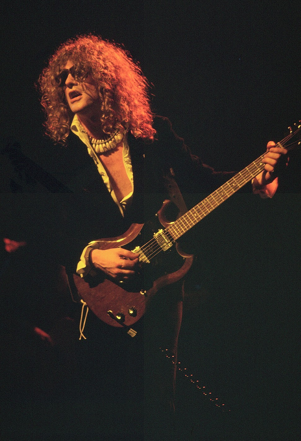 Ian Hunter with Mott the Hoople