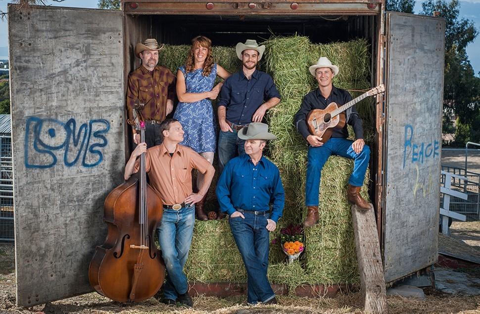 The Caleb Klauder Country Band