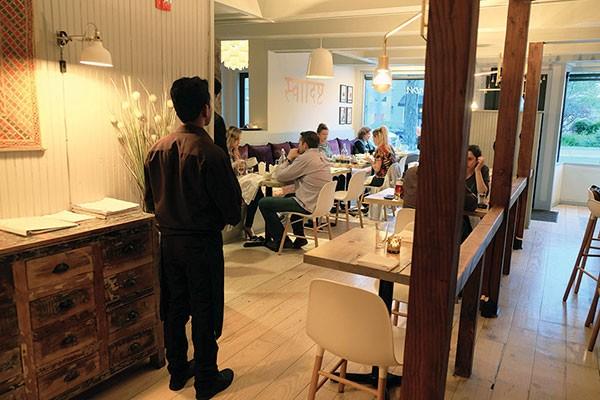 Cinnamon Indian Cuisine in Rhinebeck - ROY GUMPEL