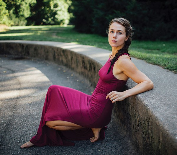 Joanna Wallfisch performs at the 23Arts Summer Music and Jazz Festival on June 10 - JOSH GOLEMAN