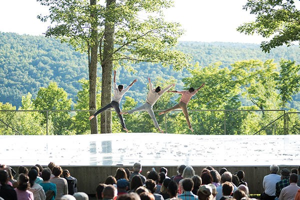 Dark Circles Contemporary Dance at Jacob's Pillow in 2015 - CHERYLYNN TSUSHIMA