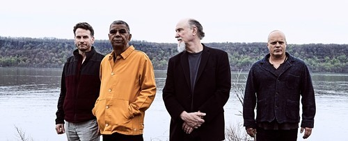 Hudson, left to right: Larry Grenadier, Jack DeJohnette, John Scofield, John Medeski
