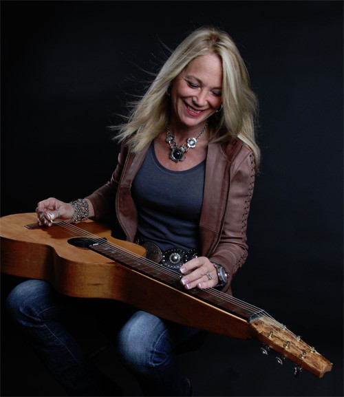 Cindy Cashdollar - DALE HAUSSNER