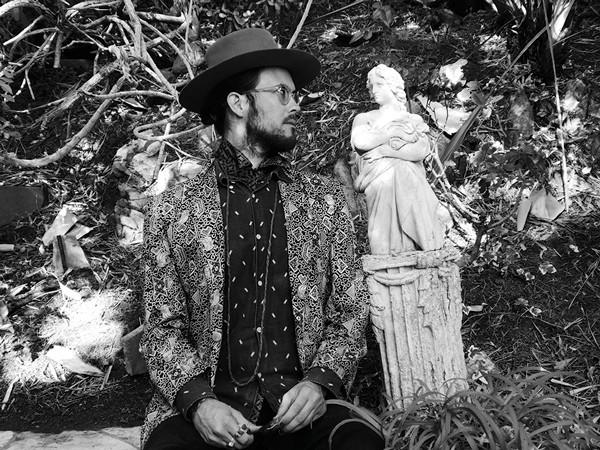 Elvis Perkins - FIONN REILLY