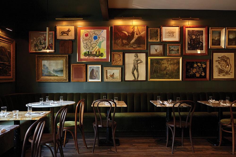 Silvia Restaurant Woodstock Ny