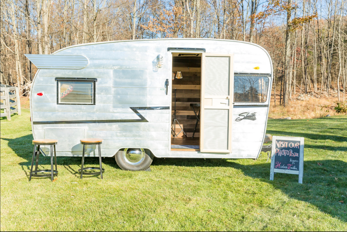Hudson Trailer Co  Brings The Party | Weddings | Hudson