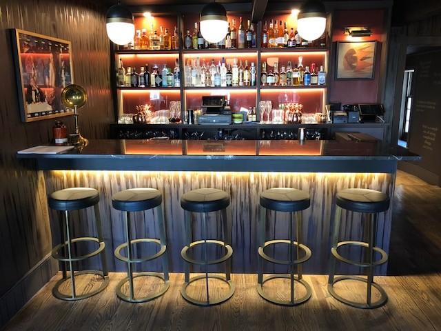 The bar at Crown