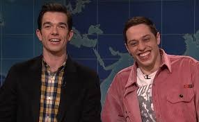 John Mulaney and Pete Davidson