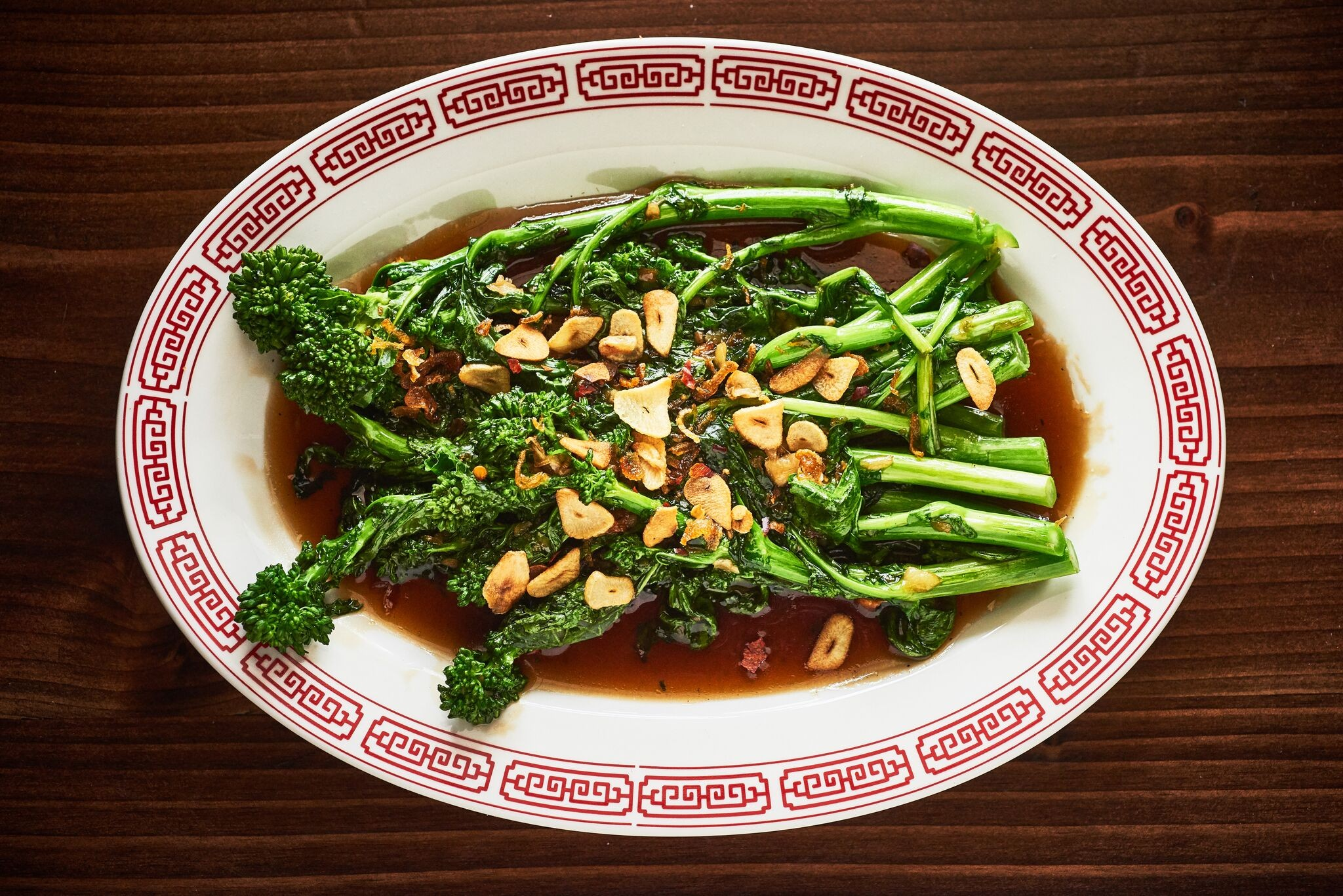 Farm To Table Chinese Food At Lucky Dragon Restaurant In