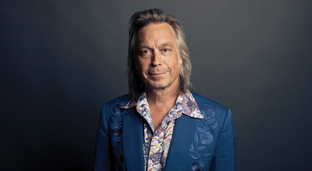 Jim Lauderdale plays Towne Crier in Beacon June 21. - PHOTO: SCOTT SIMONTACCHI