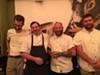 The Wilde Beest crew: Greg Ryan, Eric Donaldson, Chris Turgeon, and Russell Prickett
