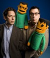 They Might Be Giants Perform in Pawling