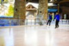 Ice skating at Mohonk Mountain House