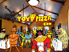 One Day event featuring Action Figures, Comic Books, and of course...Pizza!