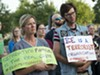 """Lights for Liberty: A Vigil to End Human Detention Camps"""
