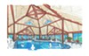 Adirondack Resort, concept design by AJA Architecture and Planning
