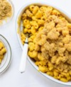 Vegan stovetop mac 'n' cheese