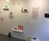 Joan Grubin installation in HILLSDALE at LABspace