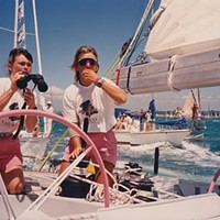 <i>Maiden</i> Voyage: The Groundbreaking Round-the-World Tip of Tracy Edwards and Her All-Female Crew