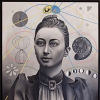 On the Cover: A Portrait of Swedish Painter Hilma af Klint | June 2020