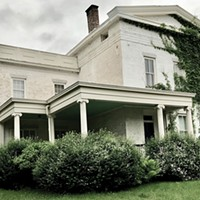 No Ghosts Attached: A Greek Revival in Hudson