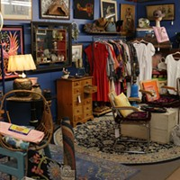 Cabin Fever Fix: Newburgh Vintage Emporium Ware-House Reopens for Business