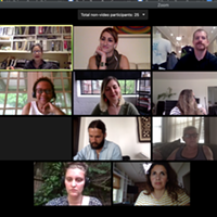 At the Design Table: A Zoom Conversation