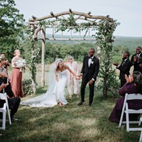 Wedding Venue Spotlight: Red Maple Vineyard
