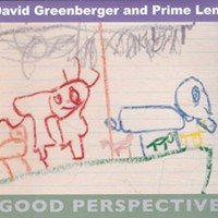 Album Review: David Greenberger and Prime Lens | Good Perspective