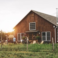 """These 7 Spots Put the FARM Back in """"Farm Brewery"""""""