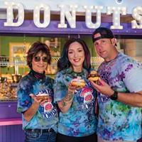 Interstellar Indulgence: Cosmic Donuts in Kinderhook