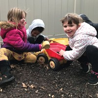 Big Idea: Women & Children First