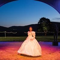 Hudson Valley Shakespeare Festival's Last Year at Boscobel