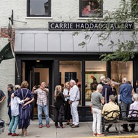 Then and Now: 30 Years of Carrie Haddad Gallery