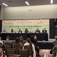 Report from the NYS Cannabis Expo