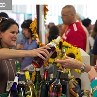 Sponsored Post: 14th Hudson Valley Wine and Food Fest AND Hudson Valley Craft Beer Fest!
