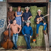Caleb Klauder Country Band Kicks it Up