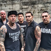 Agnostic Front at the Chance on Dec. 5