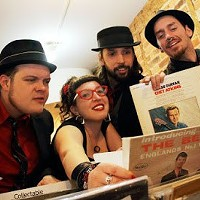 Rockabilly Returns to Rosendale with Lara Hope & the Ark-Tones