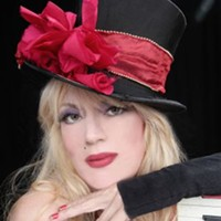 Phoebe Legere Lights Up Rosendale