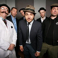The Slackers Skank into Kingston This Month