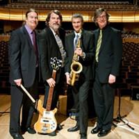 Nightlife Highlights: Dan Brubeck Quartet