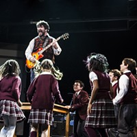 """School of Rock"" Star to Teach at Camp in Hunter"