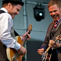 Nightlife Highlights: Josh Ritter and the Royal City Band