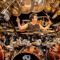Nightlife Highlights: Terry Bozzio