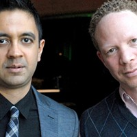 Vijay Iyer and Craig Taborn Converge for Troy Concert