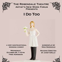 "Artist's New Work Forum Presents: ""I Do Too"" by Nina Shengold"
