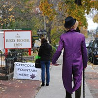 Red Hook & the Chocolate Festival
